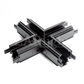 Крестообразный соединитель G-T23B CC+ для магнитной шины TRIMLESS 23A