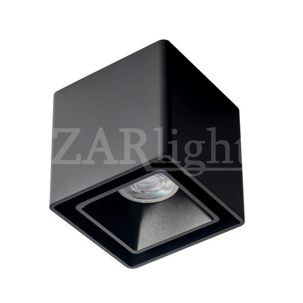 FASHION ED FIXED-GU10 BLACK IP20