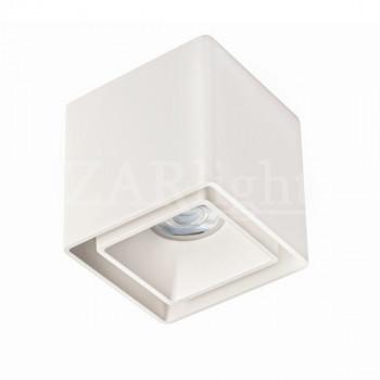 FASHION ED FIXED-GU10 WHITE IP20