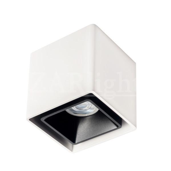 FASHION ED FIXED-GU10 WHITE&BLACK IP20