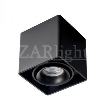 FASHION ED G2-GU10 BLACK IP20
