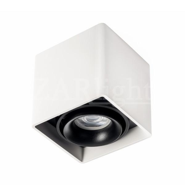 FASHION ED G2-GU10 WHITE&BLACK IP20