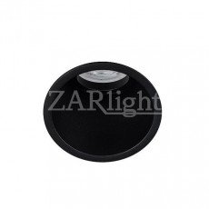 EVA WALLWASH-GU10 BLACK IP20