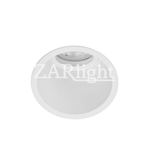EVA WALLWASH-GU10 WHITE IP20